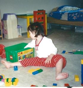 Aida lego rows 2002